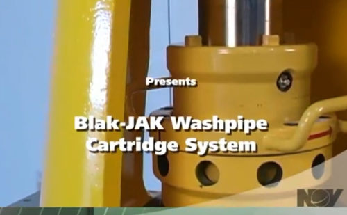 Устройство промывочной трубы Blak Jak